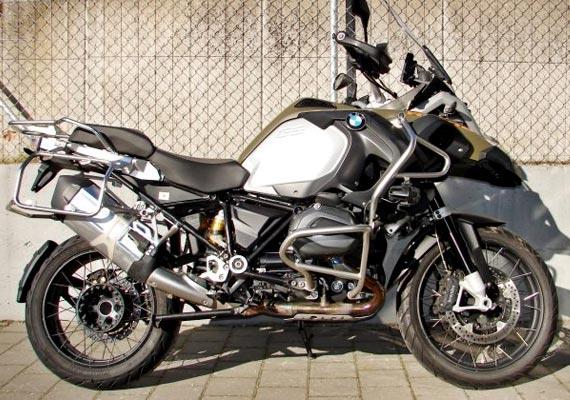 BMW R 1200 GS Adventure gebraucht im MOZ Freiburg