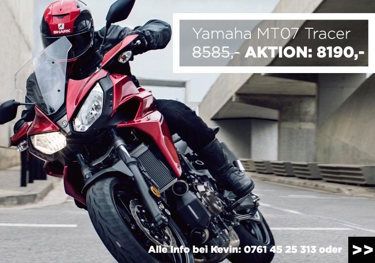MT07 Tracer zum MOZ-Aktionspreis