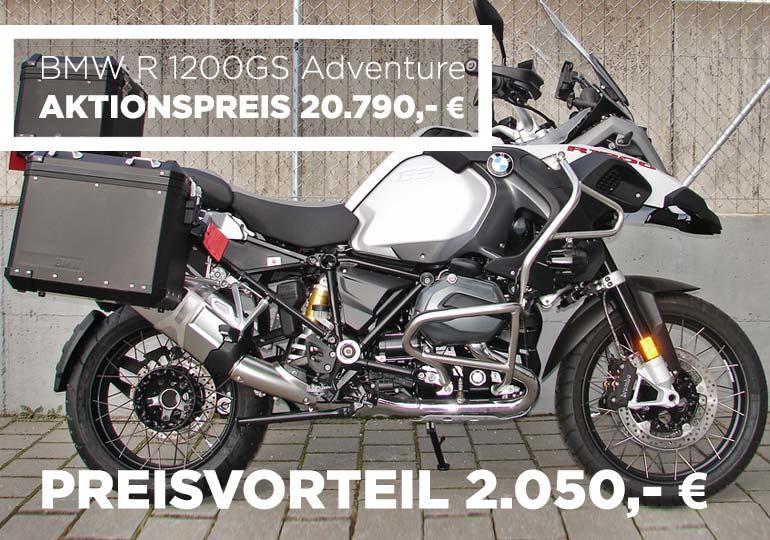 BMW 1200 GS Adventure Angebot im MOZ Freiburg