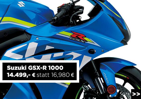 Suzuki GSX-R 1000 Angebot im MOZ