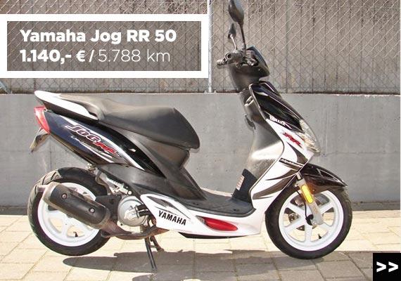 Yamaha Jog RR 50 Gebrauchtmotorrad-Angebot im Motorradzentrum Freiburg