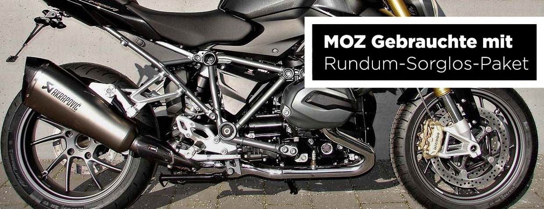 BMW Premium Selection im Motorradzentrum