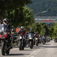MOZ bei den BMW Motorrad Days in Garmisch