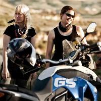 Motorrad-Frauentouren mit dem MOZ Freiburg
