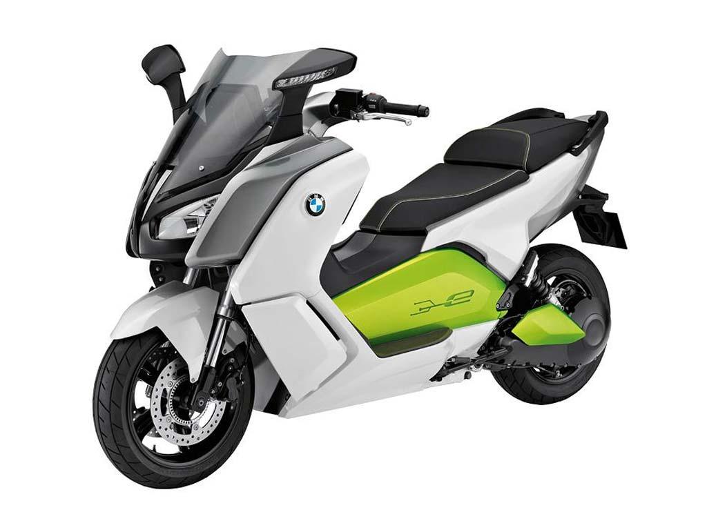 BMW C evolution Elektro-Scooter-Vermietung im MOZ