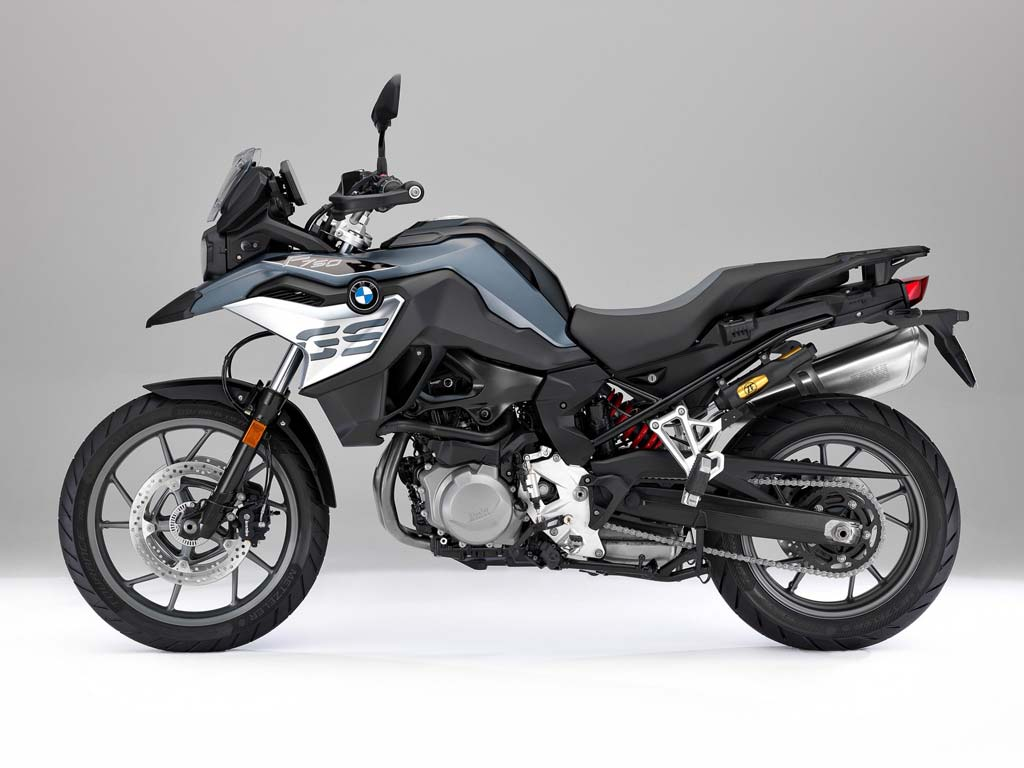 BMW F 750 GS Motorrad-Vermietung im MOZ