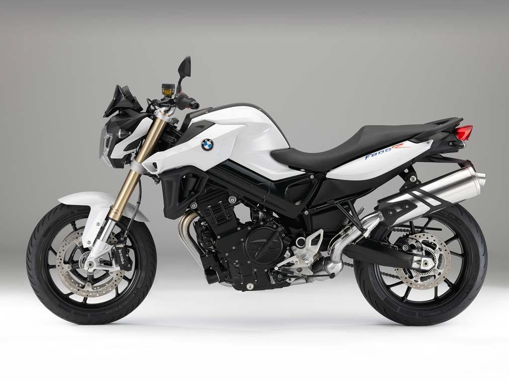 BMW F 800 R Motorrad-Vermietung im MOZ
