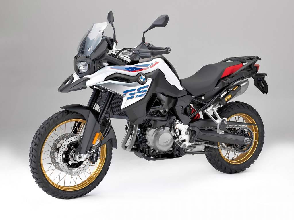BMW F 850 GS Motorrad-Vermietung im MOZ