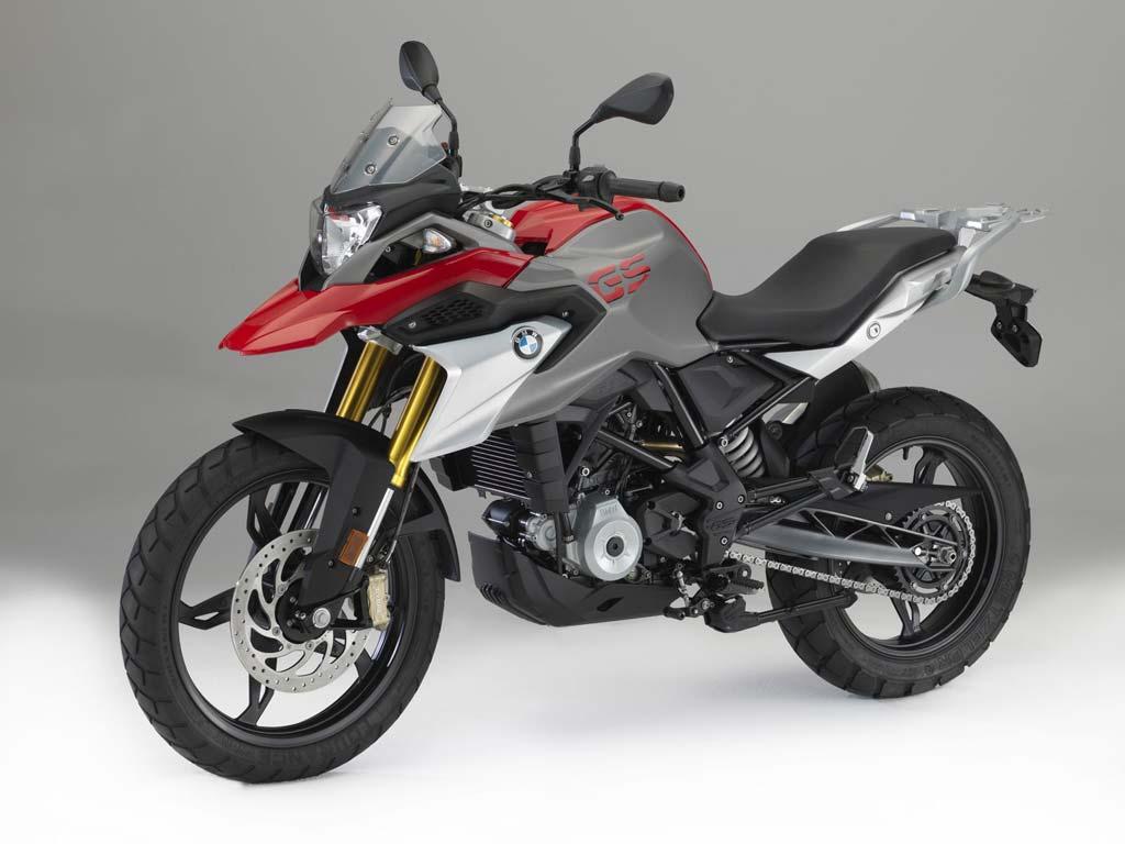 BMW G 310 GS Motorrad-Vermietung im MOZ