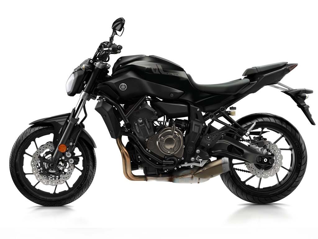 Yamaha MT07 Motorrad-Vermietung im MOZ