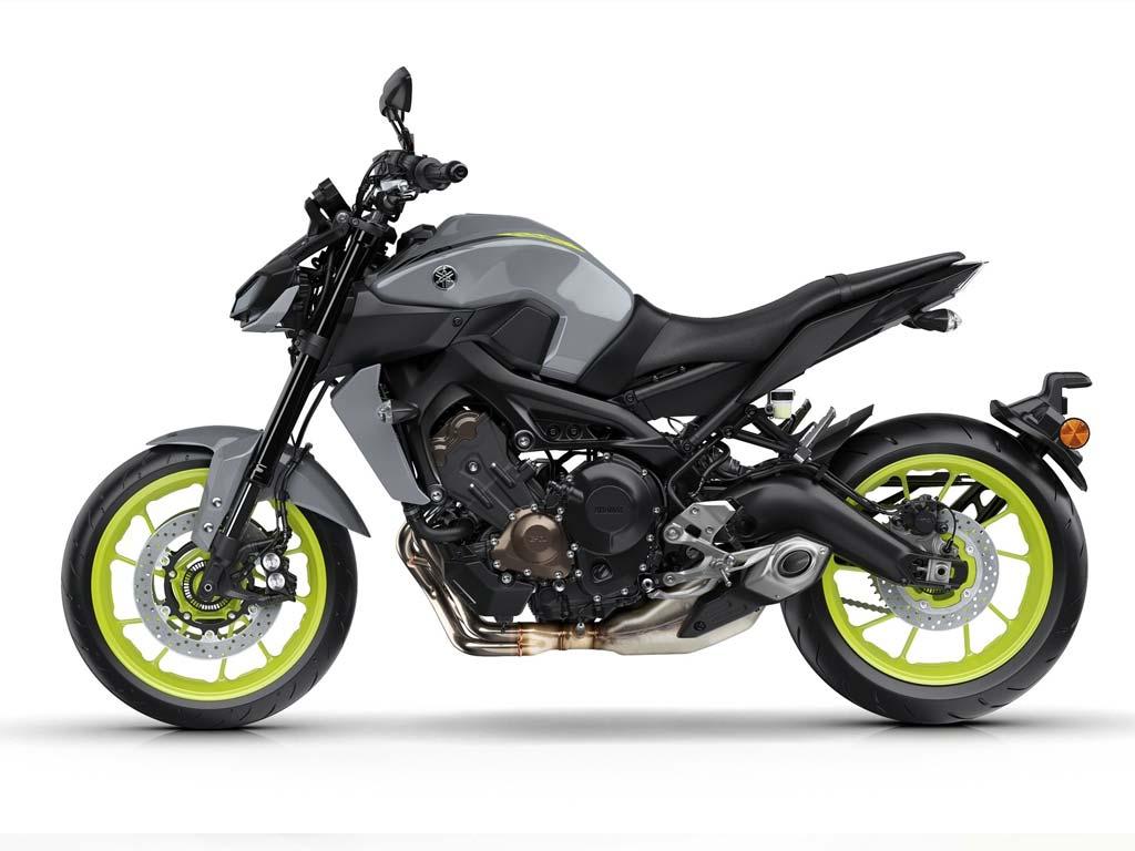 Yamaha MT09 Motorrad-Vermietung im MOZ
