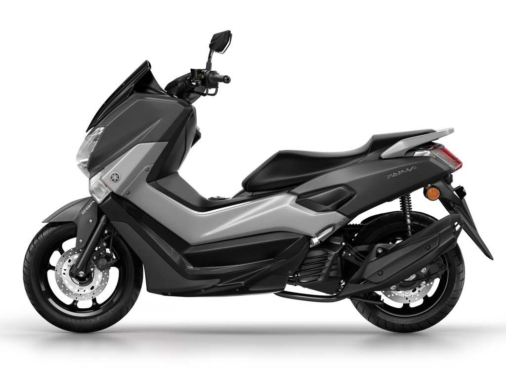 Yamaha NMax 125 Scooter-Vermietung im MOZ