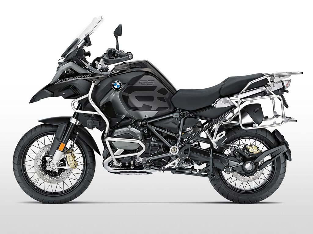 BMW R 1200 GS Adventure Motorrad-Vermietung im MOZ