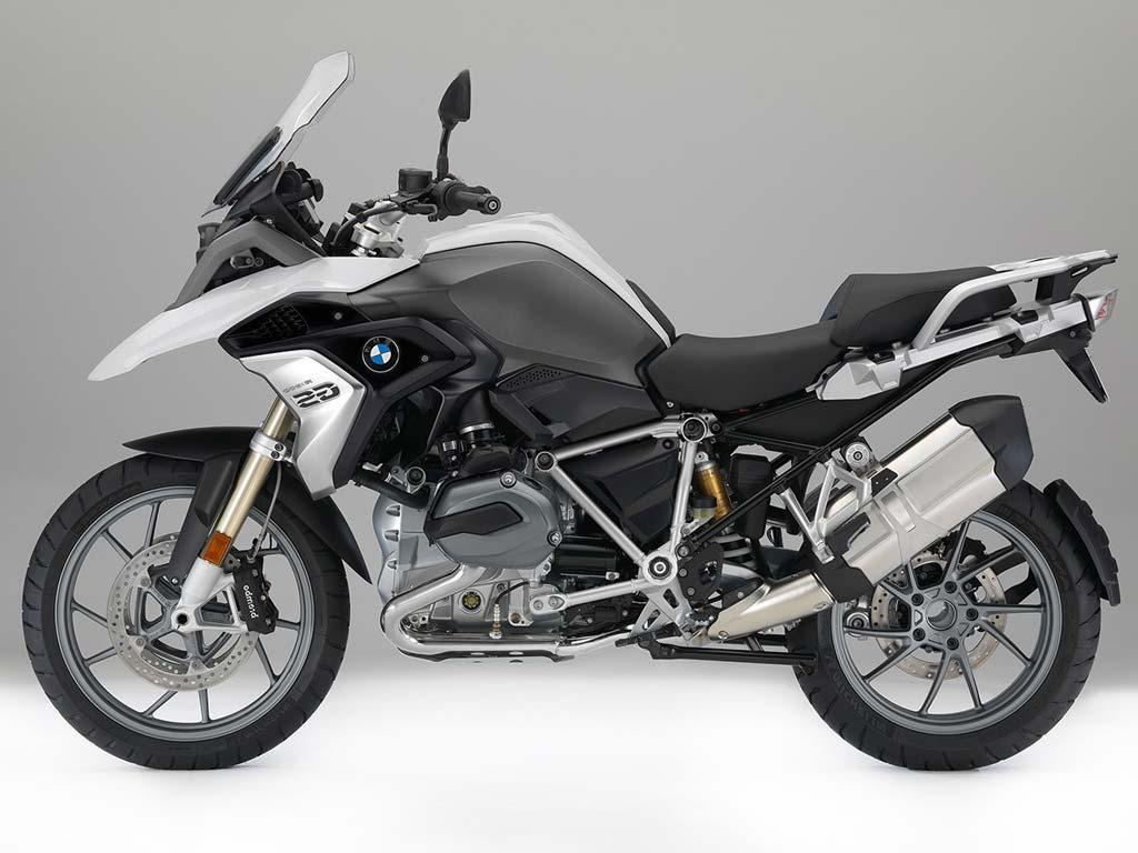 BMW R 1200 GS Motorrad-Vermietung im MOZ