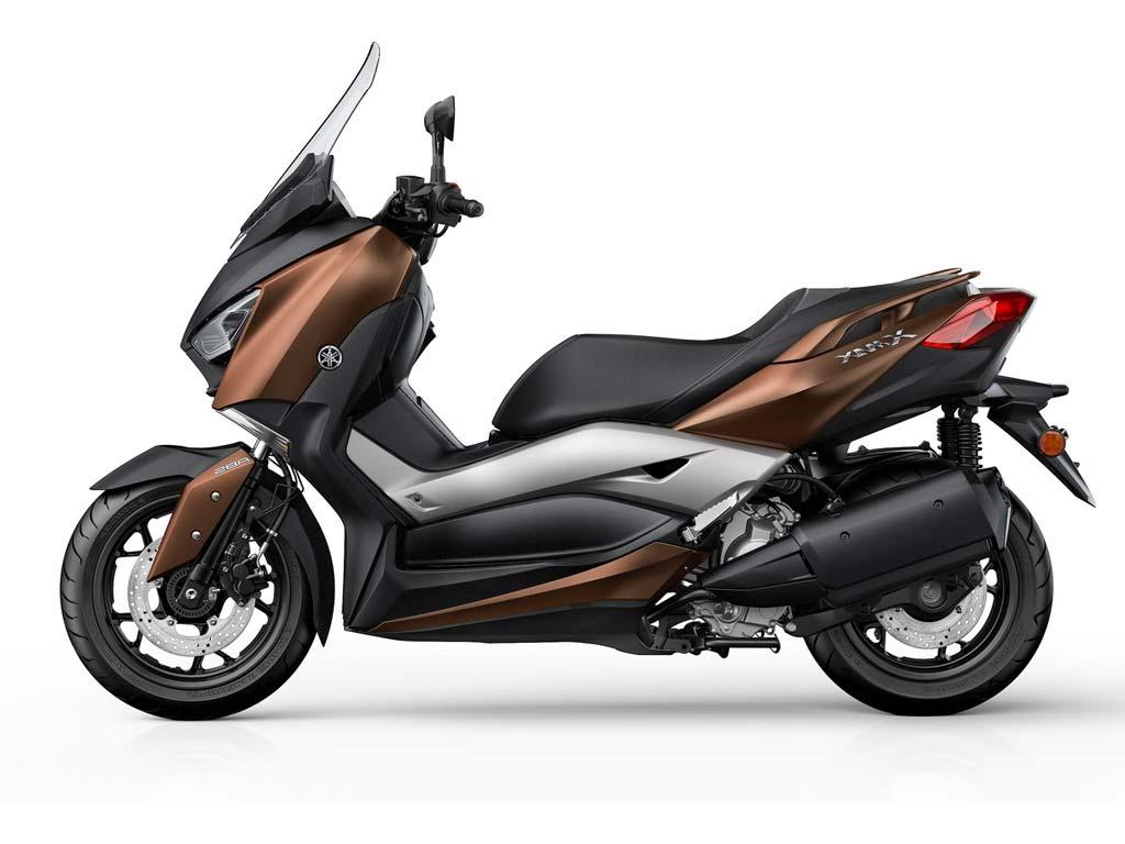 Yamaha XMax 300 Scooter-Vermietung im MOZ