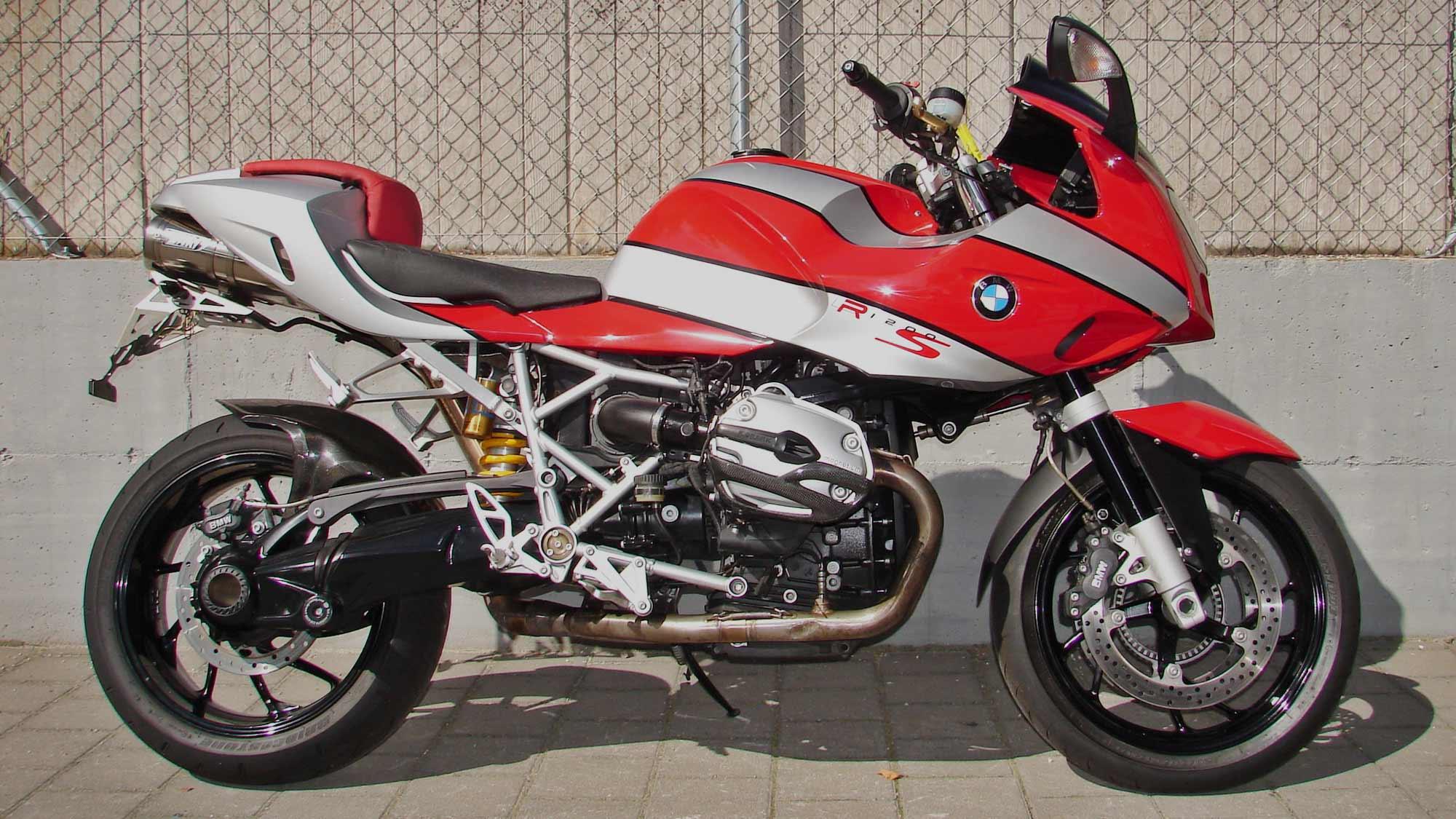 BMW R 1200 s Gebrauchtanhebot im Motorradzentrum Freiburg