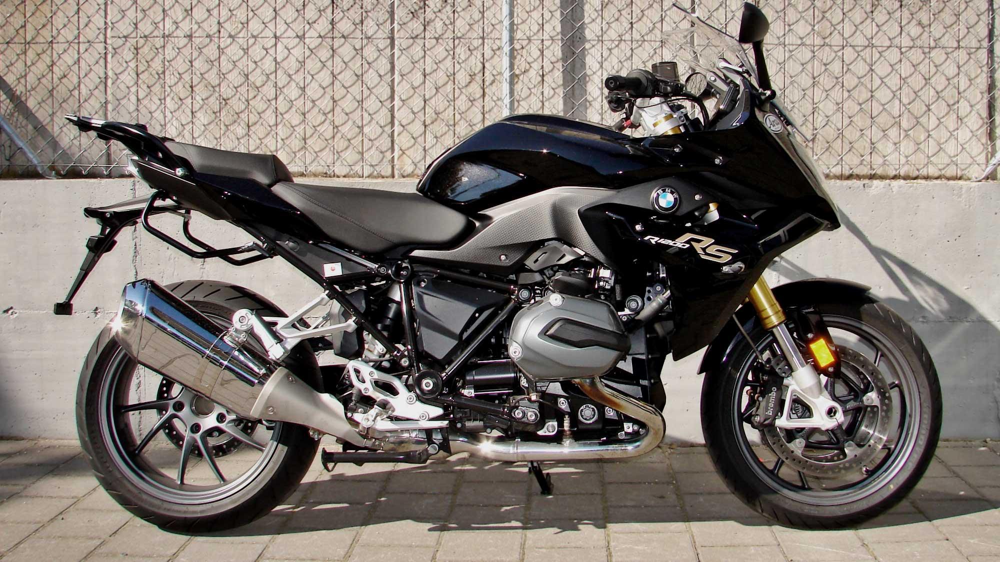 BMW R 1200 RS Gebrauchtanhebot im Motorradzentrum Freiburg