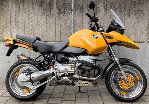 BMW R 1150 GS gebraucht im Motorradzentrum Freiburg