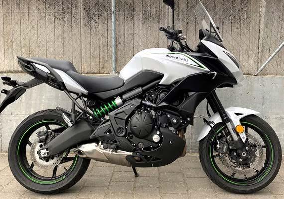 Kawasaki Versys 650 ABS gebraucht im Motorradzentrum Freiburg