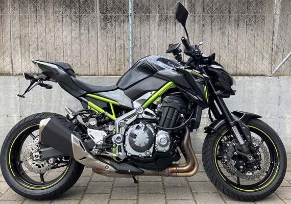 Kawasaki Z900 gebraucht im Motorradzentrum Freiburg