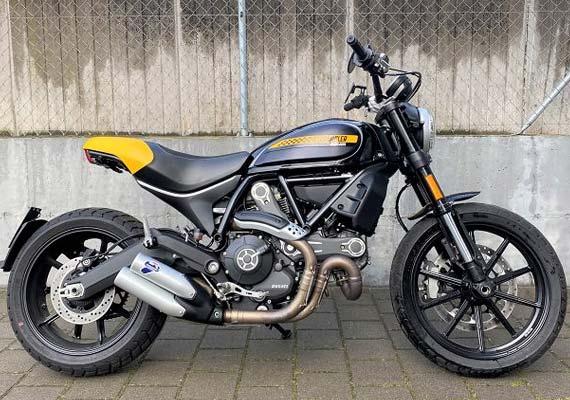 Ducati Scrambler gebraucht im Motorradzentrum Freiburg