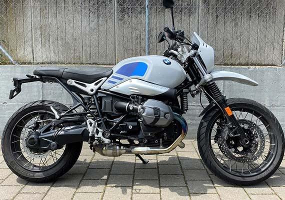 BMW Urban GS gebraucht im Motorradzentrum Freiburg