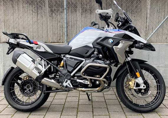 BMW R 1250 GS gebraucht im Motorradzentrum Freiburg