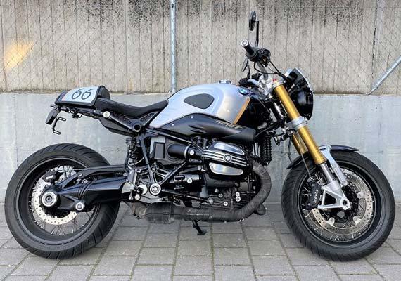 BMW R nineT gebraucht im Motorradzentrum Freiburg