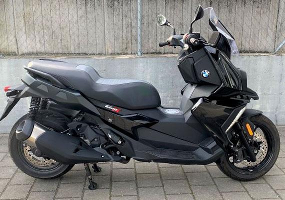 BMW C 400 X gebraucht im MOZ Freiburg